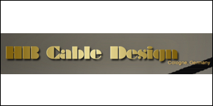 HB Cable Design plus Stage III Cables logo