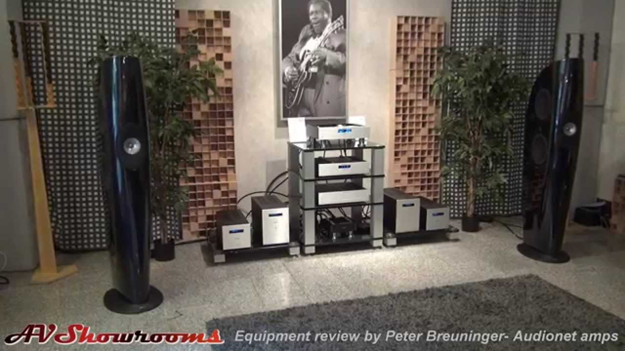 Audionet Amplifiers