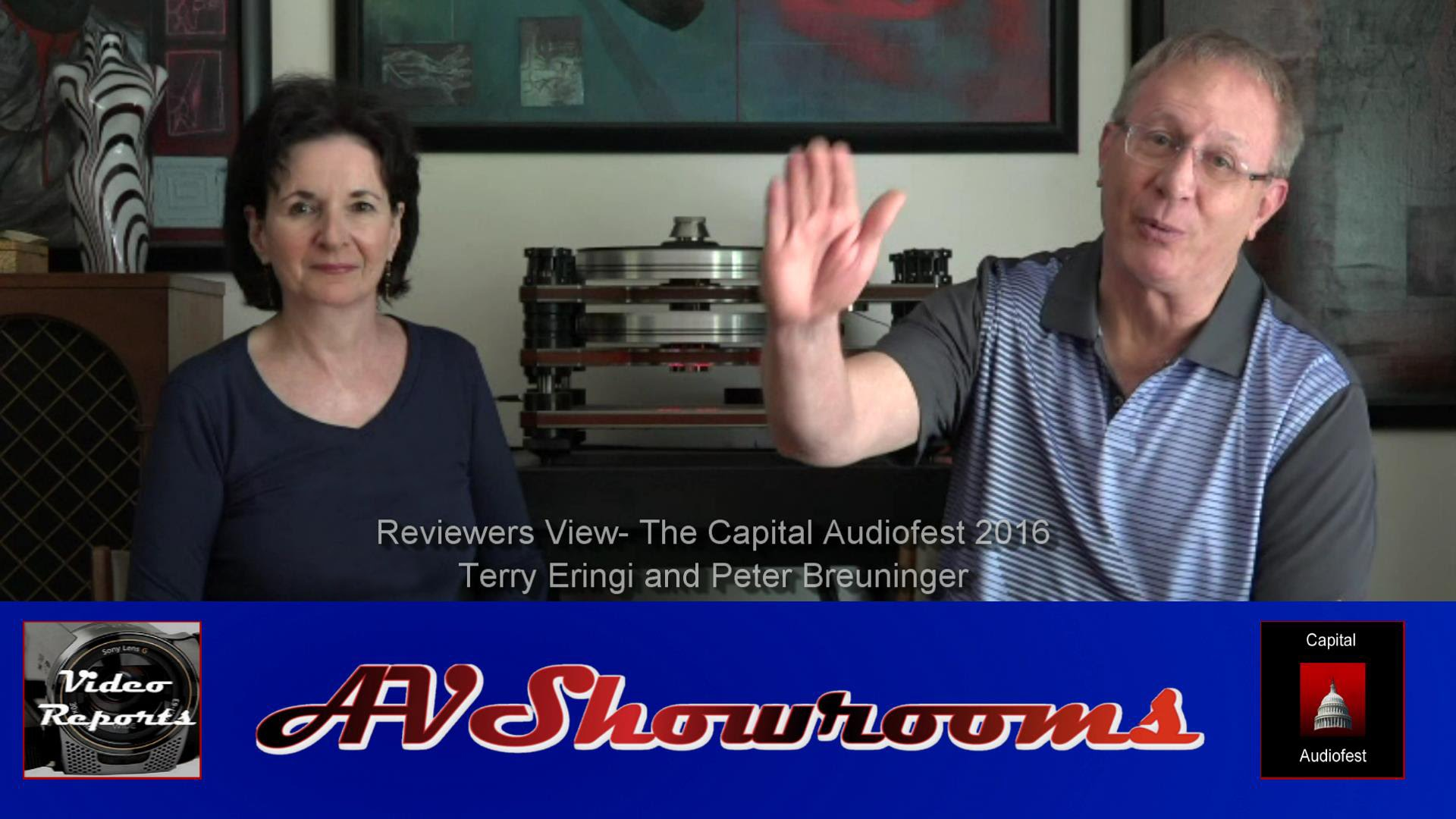 Capital Audiofest 2016 Awards