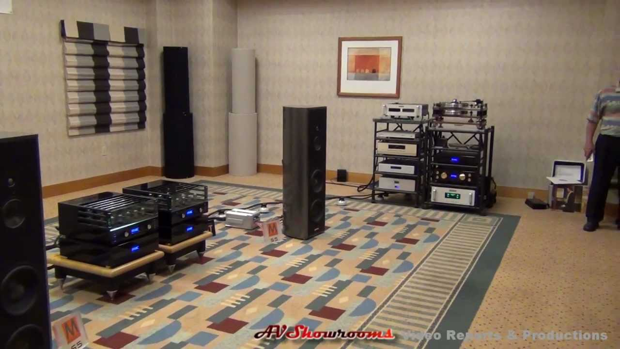 CA Audio Show 2012 Vids1