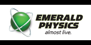 Emerald Physics logo
