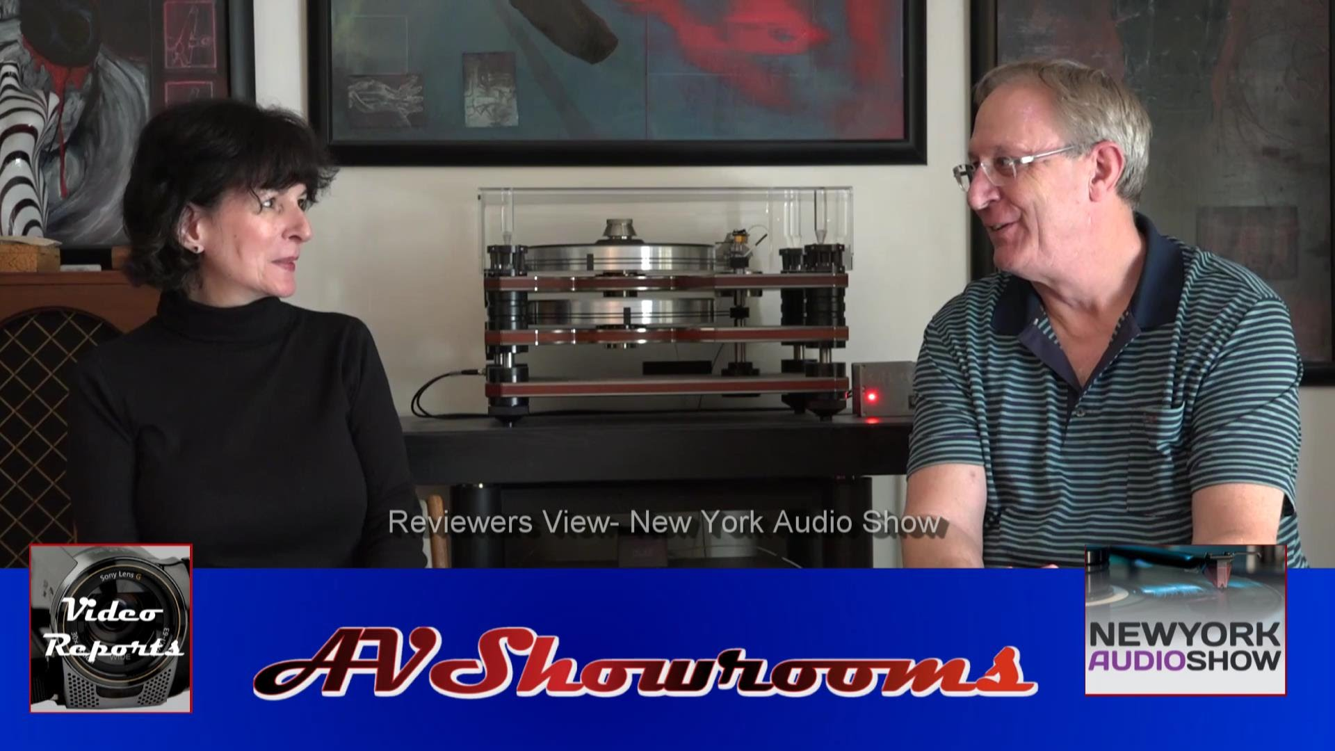 NY Audio Show 2015 Awards
