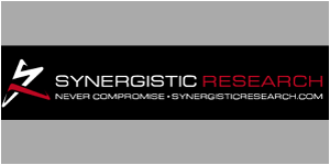 Synergistic Research logo