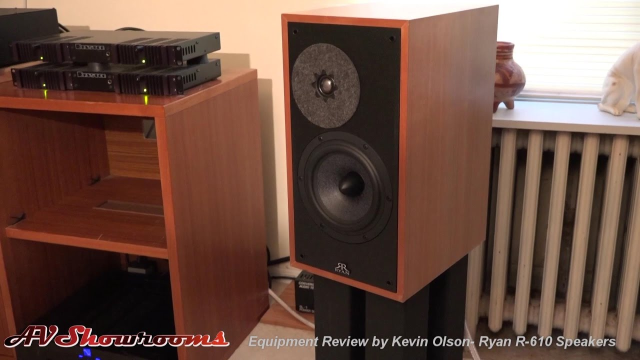 Ryan Speakers R610 Loudspeakers