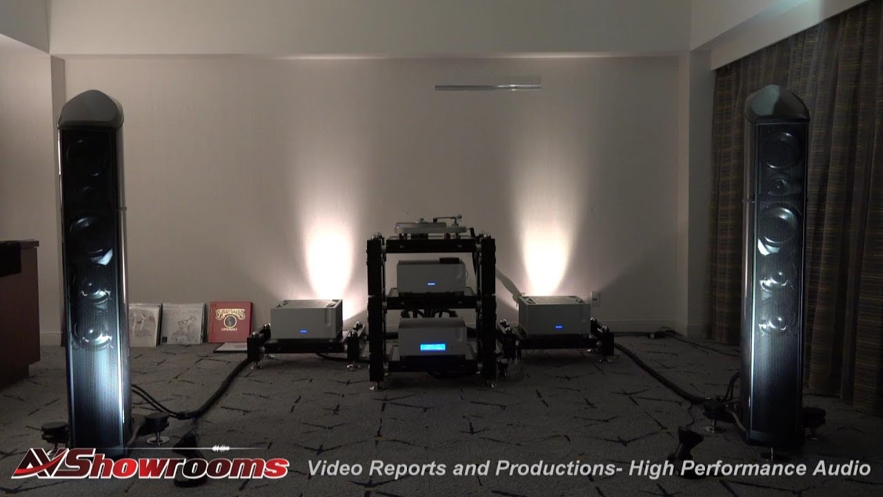 Los Angeles Audio Show 2017 Vids 3