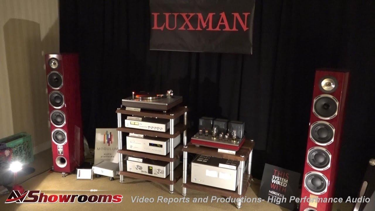 NY Audio Show 2017 Awards & Videos