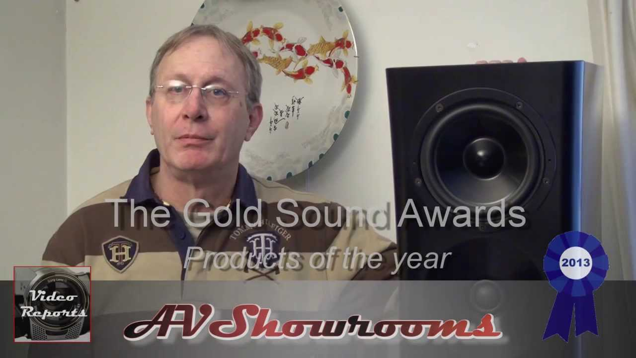2013 Annual Gold Awards