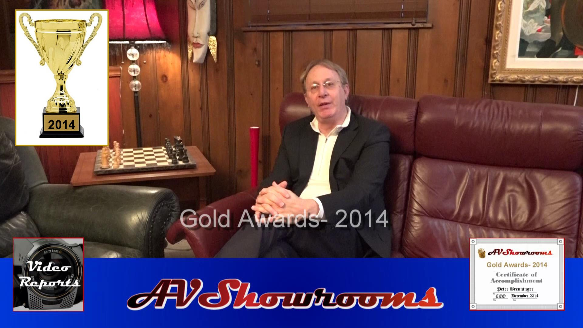 2014 Annual Gold Awards