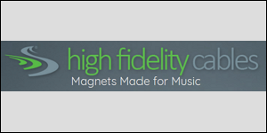 High Fidelity Cables logo