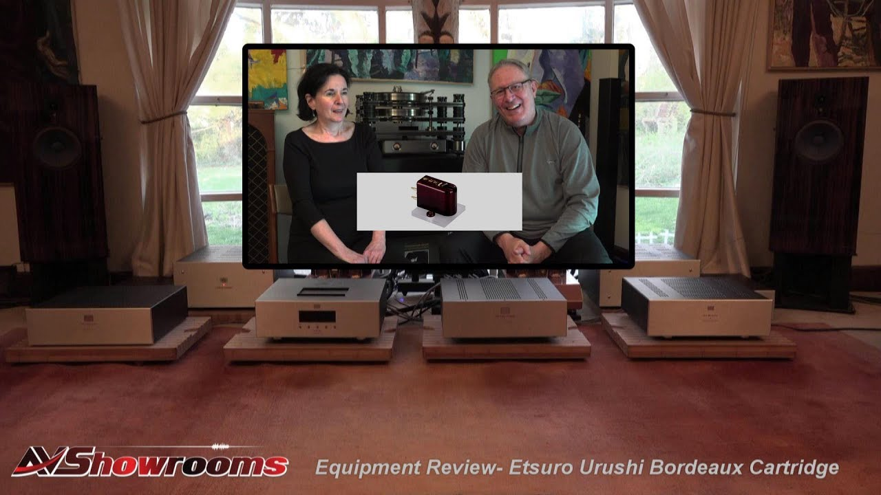 Etsuro Urushi Bordeaux Phono Cartridge