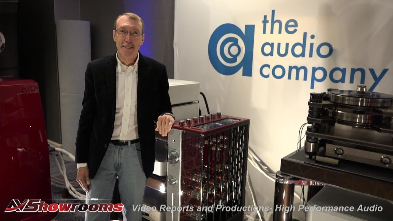 Valve Amplification Company Showcase