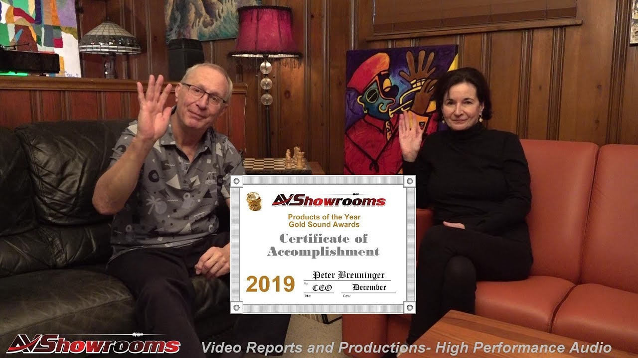 2019 Annual Gold Awards Products of the Year