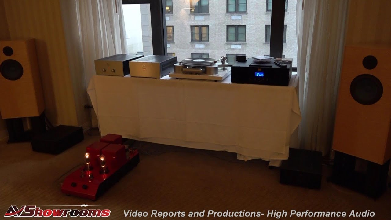 NY Audio Show 2019 Awards & Videos