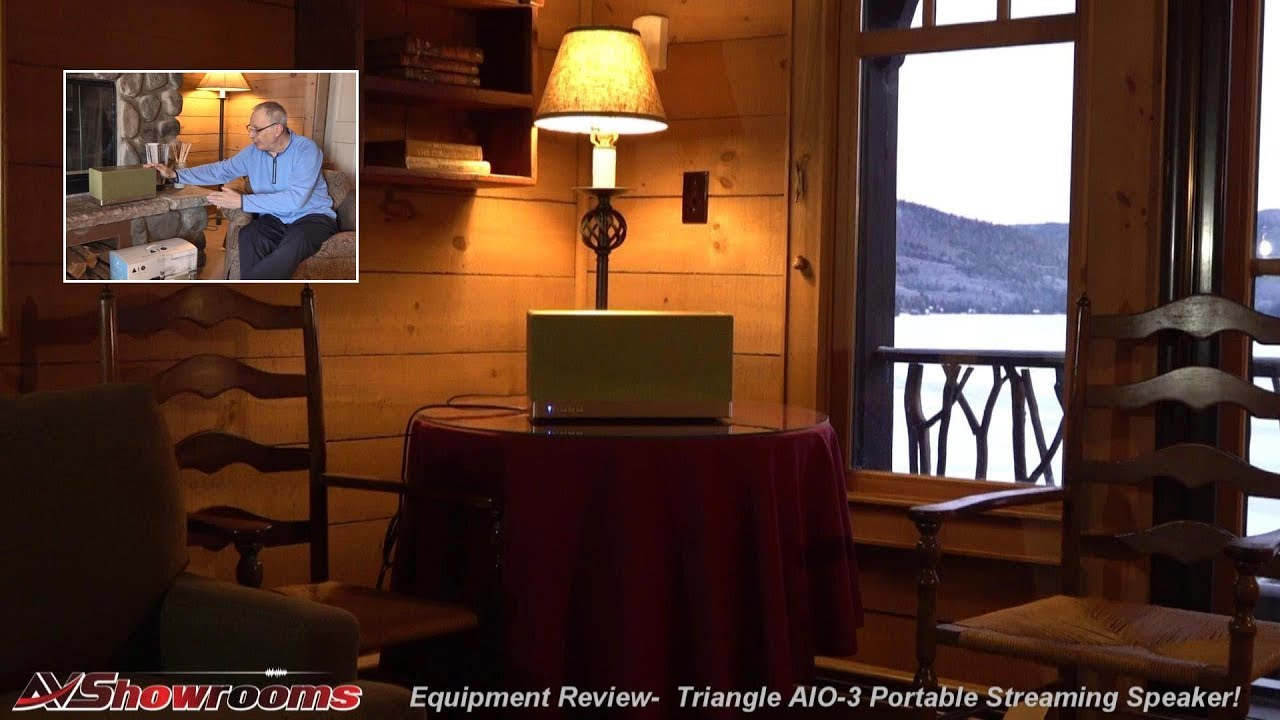 Triangle AIO-3 Wireless Loudspeaker
