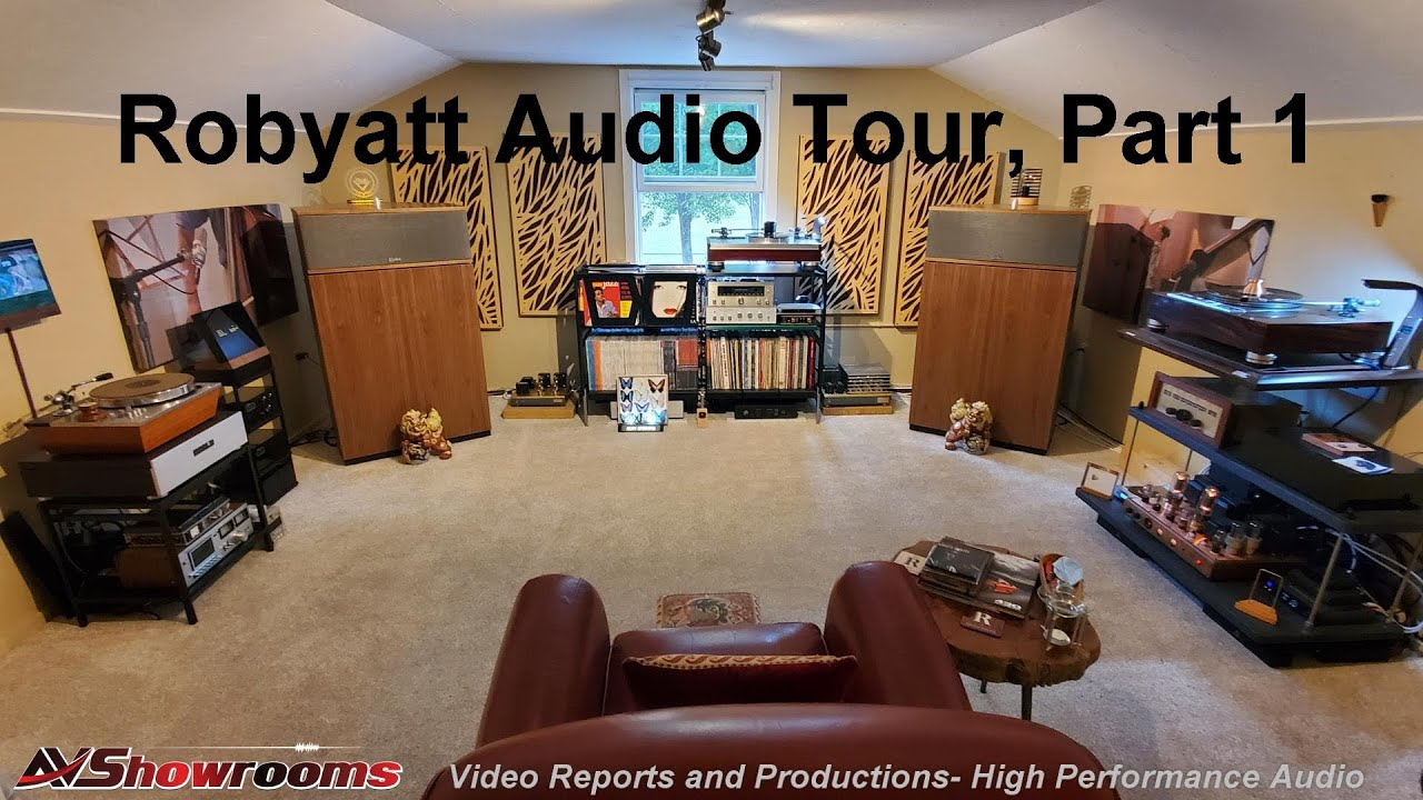 Robyatt Audio Company Showcase