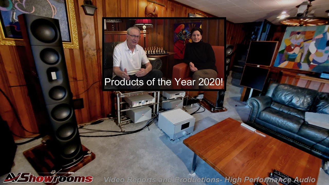 2020 Annual Gold Awards Products of the Year