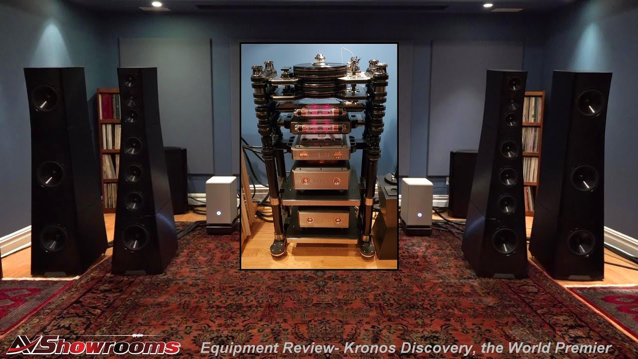 Kronos Discovery Turntable